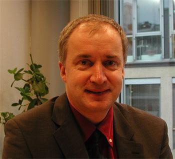 1. Vorsitzender Jürgen Preuß