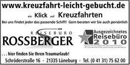 Reisebüro Rossberger