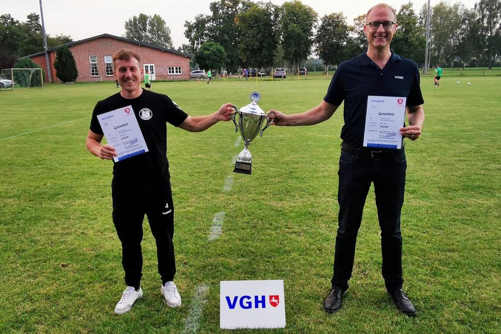TSV Bardowick 1. Herren erhält Auszeichnung für Fairness
