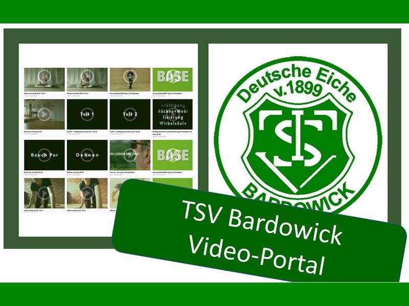 TSV Video-Portal wieder aktiv