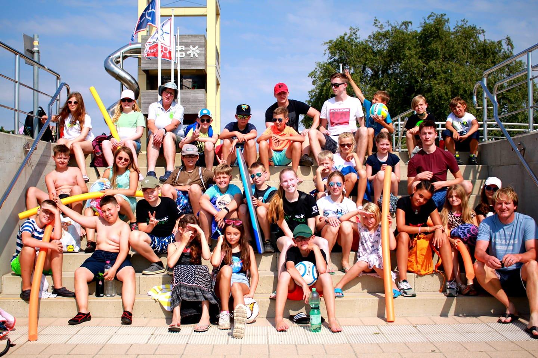 Faustballcamp in den Sommerferien