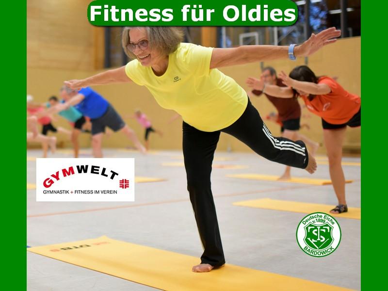 Fitness für Oldies