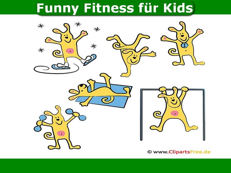 Neues Angebot: Funny Fitness für Kids