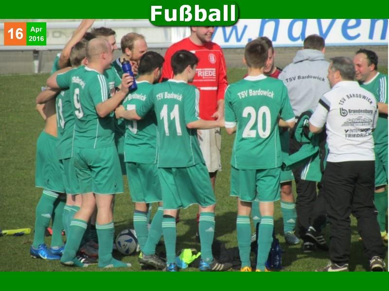 Fußball Herren