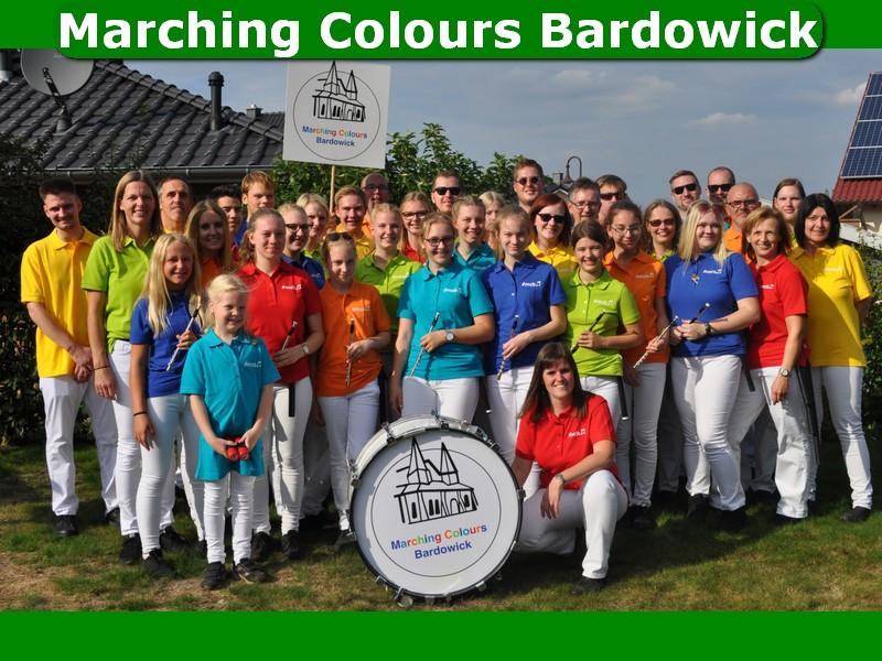 Marching Colours Bardowick
