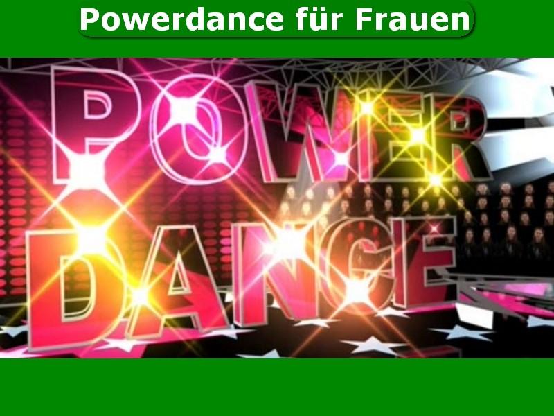 Powerdance für Frauen