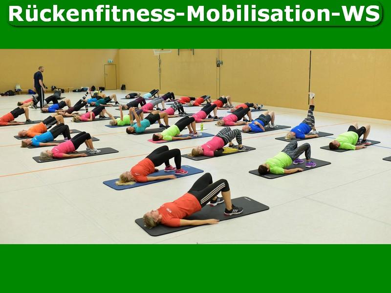 Rückenfitness MobilisationWirbelsäule