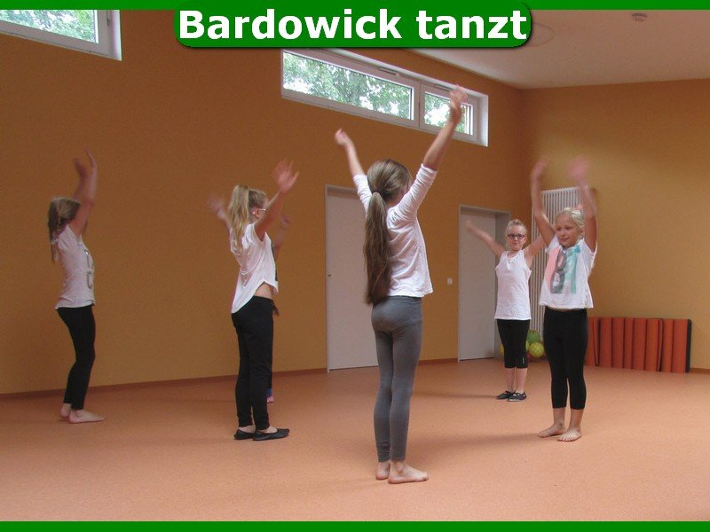 Bardowick tanzt!!