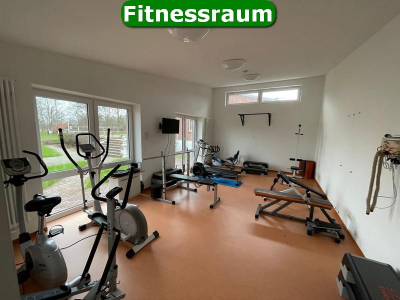 TSV Bardowick Fitnessraum - Ausstattung